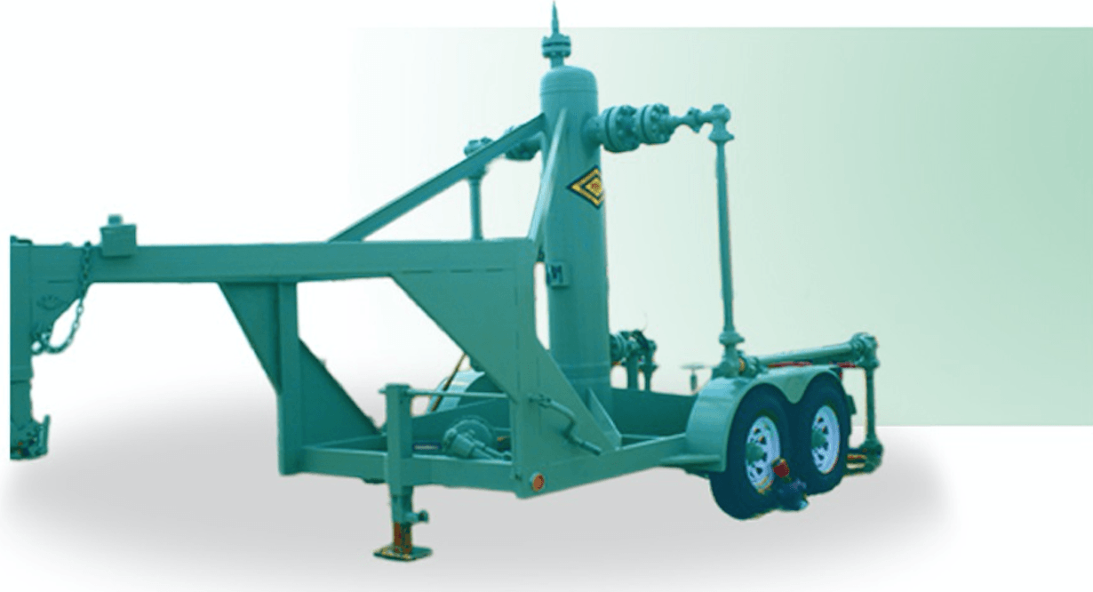 Sand And Slag Separator : Metering testing services inc permian basin oil and